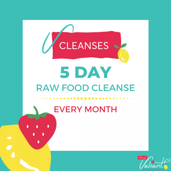 5-day-raw-food-cleanse-poster